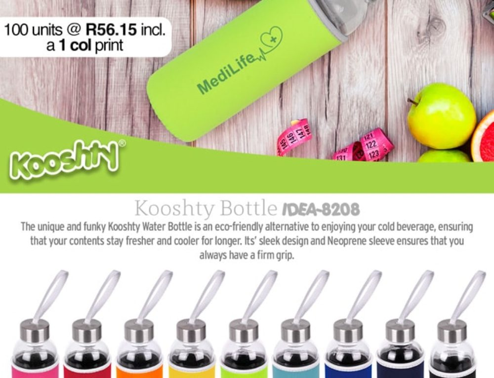 Kooshty Bottle